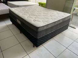 cama box casal Ortobom D60