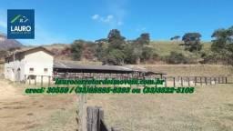 Fazenda com 324,28 hectares na Região de Teófilo Otoni - MG