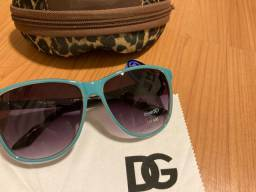 Oculos de sol DG feminino azul
