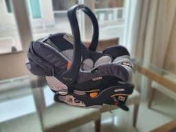 Bebê Conforto Chicco KeyFit 30 + Base Isofix (pouco usado)