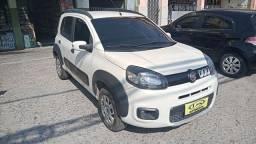 Fiat Uno Way drive sem entrada