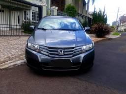 2012 Honda City 1.5 Manual iPVA 21 pg Bancos Couro 83mil km Financio