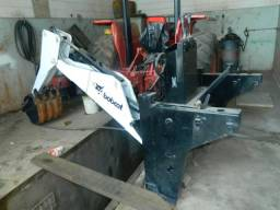 Braço retro 709 para mini carregadeira Bobcat S185