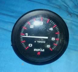 Relógio RPM 6000 rotações zero