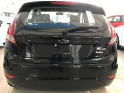Ford Fiesta SE 1.6 Style modelo novo 2018 - oportunidade - 2018