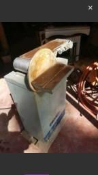 Lixadeira cinta e disco 150x1500mm Invicta