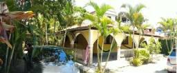 COD 79 - Casa 3 quartos com garagem - Monsuaba - Angra dos Reis - RJ