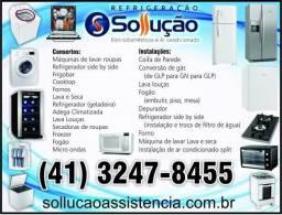 Carga de gás em freezer em Curitiba 3247-8455