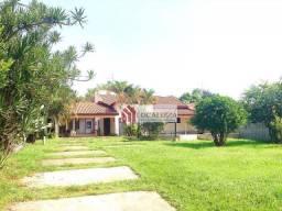 Chácara residencial à venda, Parque da Represa, Paulínia.
