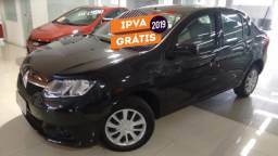 RENAULT  LOGAN 1.6 EXPRESSION 8V FLEX 2016 - 2017