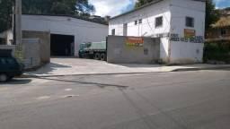 Galpão com área total 780 m2