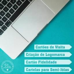 Cartão de visita e Logomarca