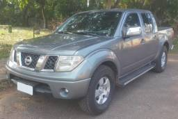 NISSAN FRONTIER 2008/2009 2.5 SE 4X4 CD TURBO ELETRONIC DIESEL 4P MANUAL