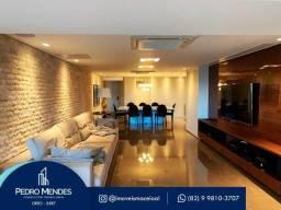 Belíssimo Apartamento com 4 Suites