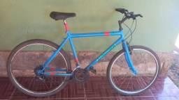 Bicicleta de marcha usada