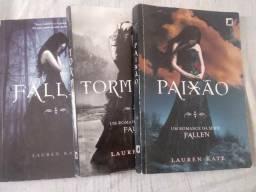 Livros Serie FALLEN