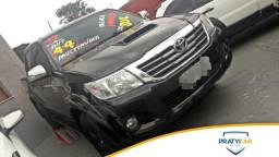TOYOTA HILUX 3.0 SRV CD 4X4 AT 2012 - 2012