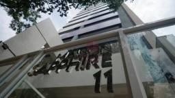 Apartamento com 2 dormitórios para alugar, 63 m² por R$ 1.500,00/mês - Zona 7 - Maringá/PR