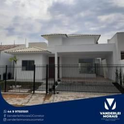Casa com piscina à venda JD Monte Cristo - Paranavaí/Paraná