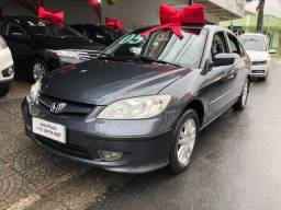 CIVIC 2005/2005 1.7 LX 16V GASOLINA 4P MANUAL