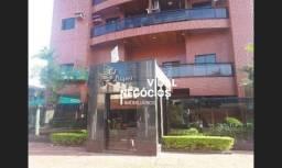 Apartamento no Ed. Bogari, com 3 dormitórios para alugar, 103 m² por R$ 3.230/mês - Marco