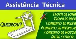 Assistência Técnica Esteiras Elétricas