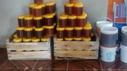 Vende-se mel puro direto da campanha 18 reais k