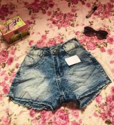 Shorts e saias