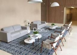 Apartamento com 3 dormitórios à venda, 110 m² por R$ 680.000,00 - Jardim Goiás - Goiânia/G