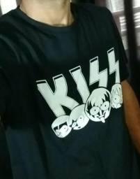Camisas de Banda de Rock