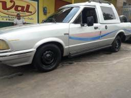 Pampa 91 cabine dupla - 1991
