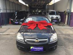 Vectra 2.0 GT-X 2008 - Completo + Aut + Couro + Gnv - 2008