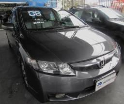 Honda Civic LXS 1.8 flex com GNV - 2008
