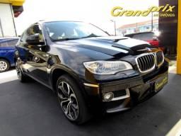 BMW X6 2014 3.0 35I 4X4 COUPÉ 6 CILINDROS 24V GASOLINA 4P AUTOMÁTICA PRETA COMPLETA + T - 2014