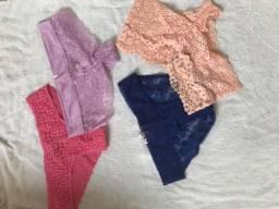 Vende-se calcinhas Victoria?s Secret