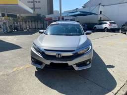Honda Civic 1.5 2017 automático (parcelado)