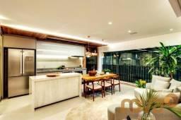 Apartamento à venda com 3 dormitórios em Setor marista, Goiânia cod:NOV89112