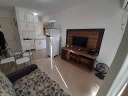 Apartamento com 1 dormitório para alugar, 33 m² por R$ 1.600,00/mês - Pioneiros - Balneári