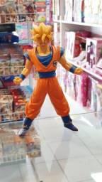 Boneco Dragonball 17cm action Figure - Goku - vegeta - Broly