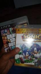 2 jogos de PS3