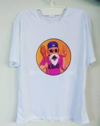 Camiseta personalizada Kame