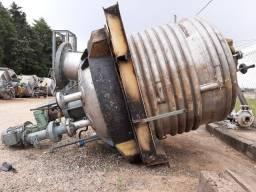 Reator em aço inox 2 mil litros