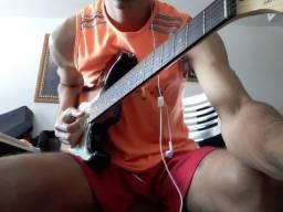 Aula de guitarra do básico ao avançado