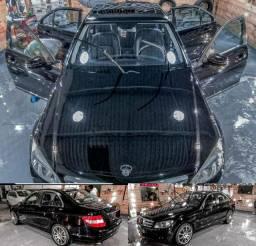 Mercedes c180 com teto