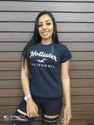 Camisetas babylook apenas R$29,90 - Grande variedade em modelos e tamanhos -