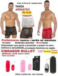 Bullet Vibrador rosa kente Delícia