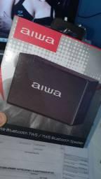 Caixa de som AIWA original