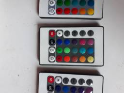Controle para sistema de led ou kit led rgb