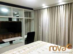 Loft à venda com 1 dormitórios em Jardim goiás, Goiânia cod:NOV236119