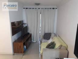 Apartamento com 2 dormitórios à venda, 49 m² por R$ 265.000,00 - Jardim São Savério - São